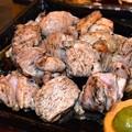 写真: 山内地鶏炭火