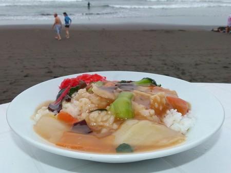 湯河原2017中華丼