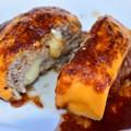 Photos: 手作りチーズハンバーグ
