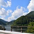 写真: 奥多摩871号からの景色6