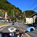 写真: 奥多摩871号からの景色