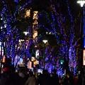 写真: 17新宿郵便局前