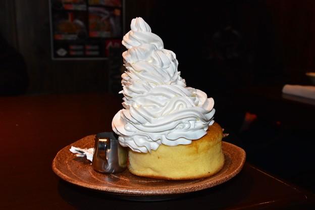一休生クリームパンケーキ