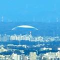 写真: 新宿野村ビルから西武ドーム