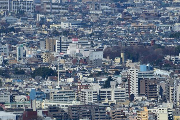 都庁から阿佐ヶ谷