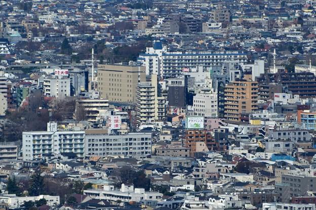 都庁から高円寺
