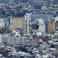写真: 都庁から高円寺