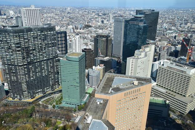 都庁から西新宿2