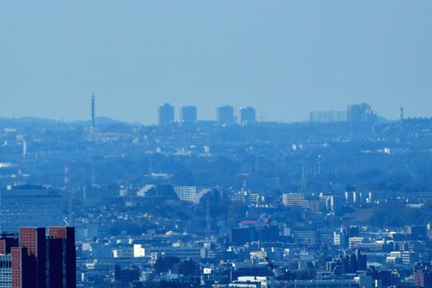 都庁から東戸塚