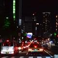写真: 夜のドライブ