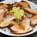 ハッスルラーメン焼豚丼