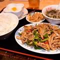 Photos: 青椒肉絲