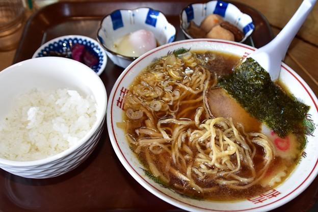 Photos: のんきやライスセット