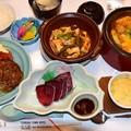 Photos: 筑波タウンホテル夕食