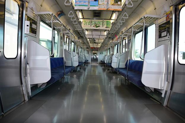 貸切の湘南新宿ライン