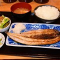 中野坂上不二子秋刀魚定食