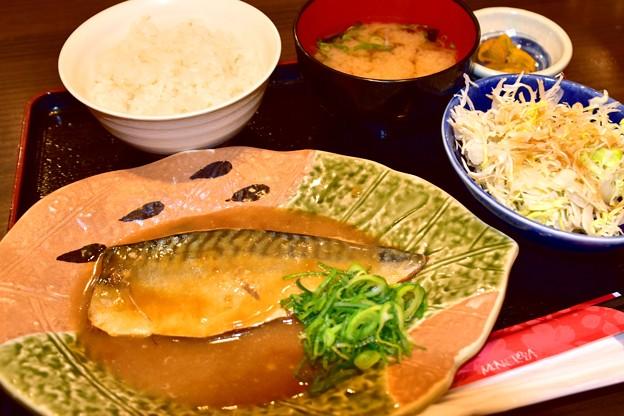 キタノイチバ魚定食