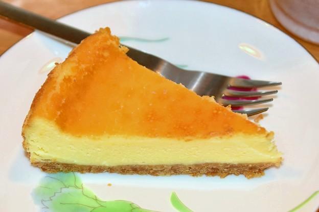 モモガルテンチーズケーキ