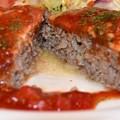 Photos: ダイコクヤチーズトマトハンバーグ