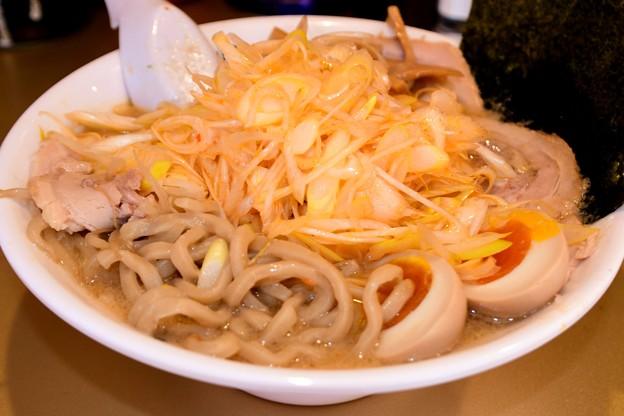 ごっつスペシャル味噌極太麺