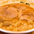 ごっつカレー極太麺チャーシューライスイン