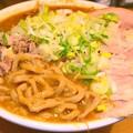 ごっつカレー極太麺チャーシュー