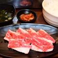中野坂上焼肉ランチ