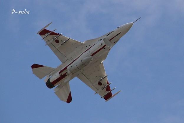 入間基地航空祭 F-2