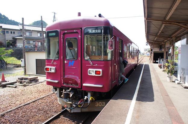 長良川鉄道 ナガラ300形 303