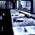 写真: 寿司屋にて#1