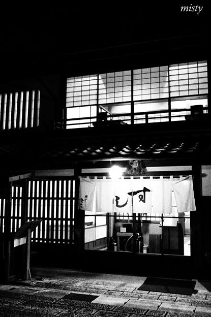 寿司屋にて#3