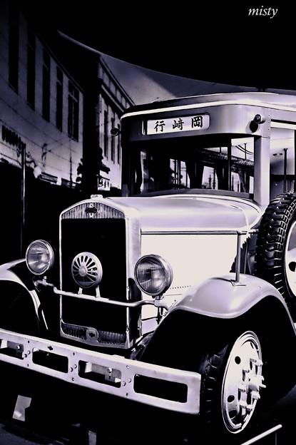 国鉄バス第一号車