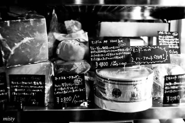 チーズショップ#1
