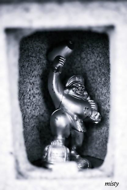 【第140回モノコン】小さな大黒様