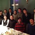 写真: サノウラボ! 雪の新年会!