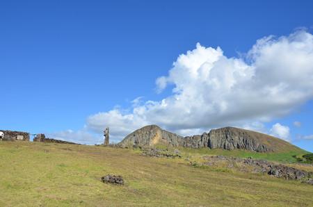 イースター島は自然が豊か