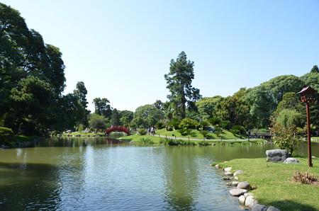 日本庭園は日本のイメージでした