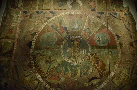 ジローナの天地創造のタペストリー