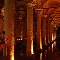 Photos: 地下宮殿、水を貯めていた