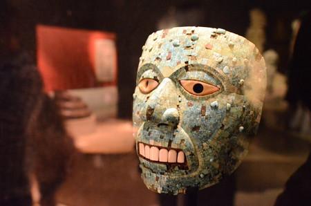 大英博物館、アステカ文明