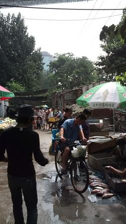 北京の裏道5