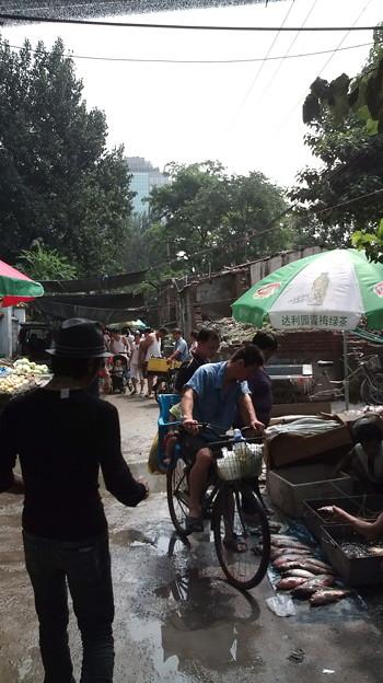 Photos: 北京の裏道5