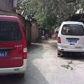 Photos: 北京の裏道9