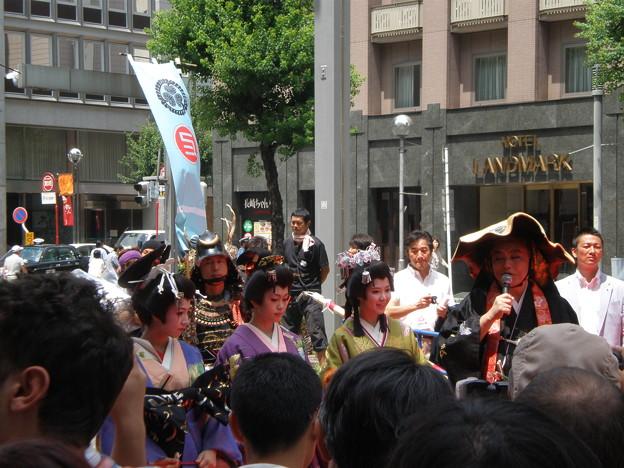 徳川宗春道中 2012_02