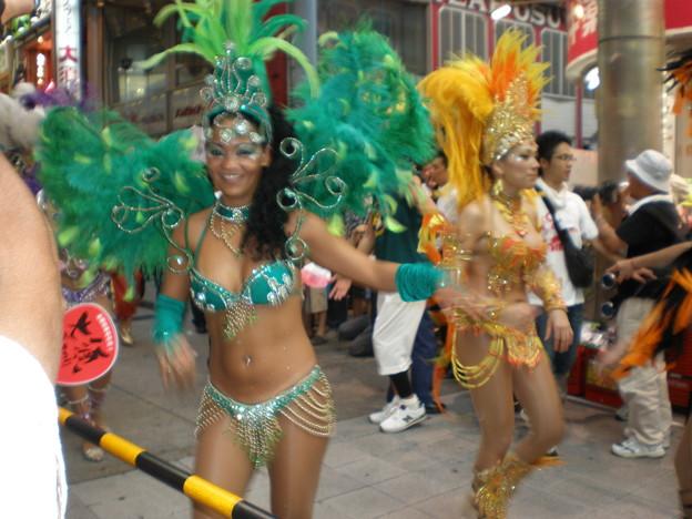 大須夏まつり 2012:サンバパレード