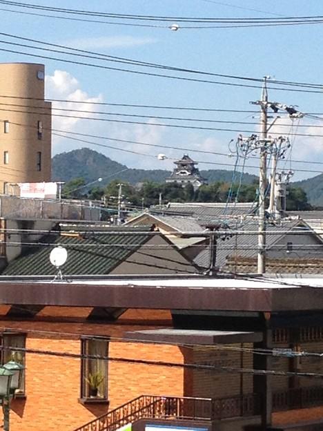 犬山駅から見た犬山城_03