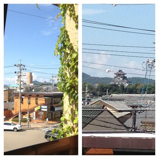 犬山駅から見た犬山城_04