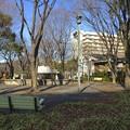 写真: 市役所駅7番出口(名古屋城側)周辺部