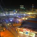 写真: 名古屋港シートレインランド:大観覧車から見た夜景 - 05