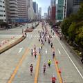 写真: 名古屋ウィメンズマラソン:桜通 - 7